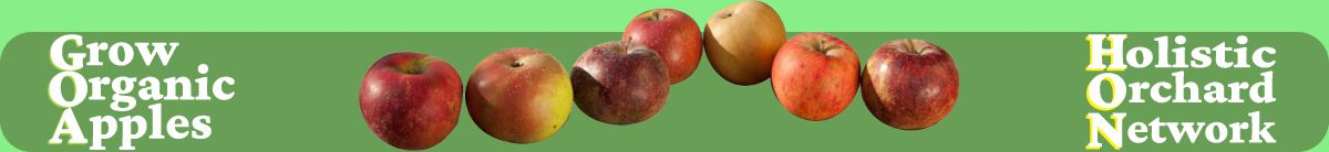 Grow Organic Apples footer
