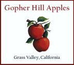 Gopher Hill Heirloom Apples logo