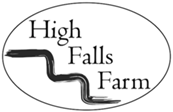 High Falls Farm  logo