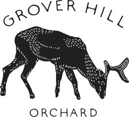 Grover Hill Orchard logo