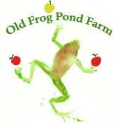 logo: Frog Pond Farm